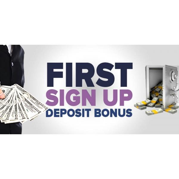 Double deposit bonus